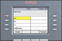 Avaya IP Office 9611/08