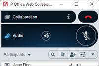 Avaya IP Office Web Collaboration Agent